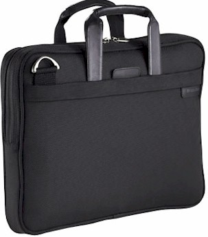 Return to Briggs & Riley's @ Work Non-Rolling Briefcases
