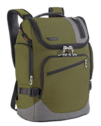 BP240 Briggs and Riley BRX Excursion Backpack