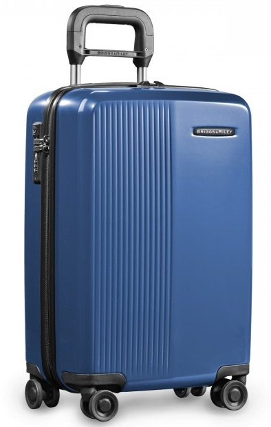 SU121CXSP Briggs and Riley Sympatico International Expandable Carry-On Spinner