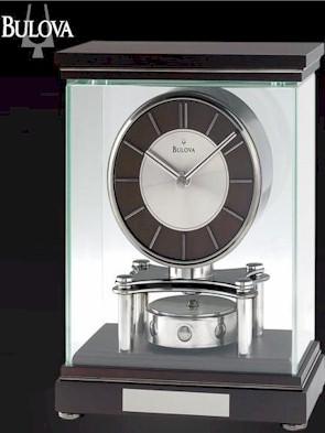 B1918  Bulova Triumph  Mantel Chimes Clock