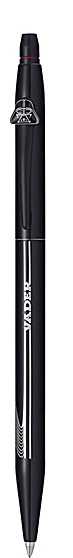Cross Click Star Wars Darth Vader Gel Pen