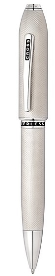 Cross Peerless 125 Platinum Plate Ball Point Pen
