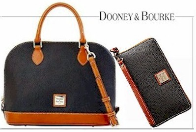 Dooney and Bourke zip zip classic
