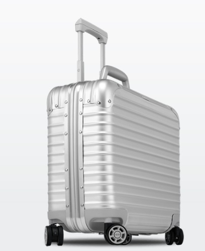 Rimowa Topas Aluminum Business Multiwheel