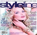 As seen in Styleline Magazine...