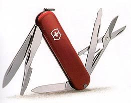 See Swiss Army Knives...